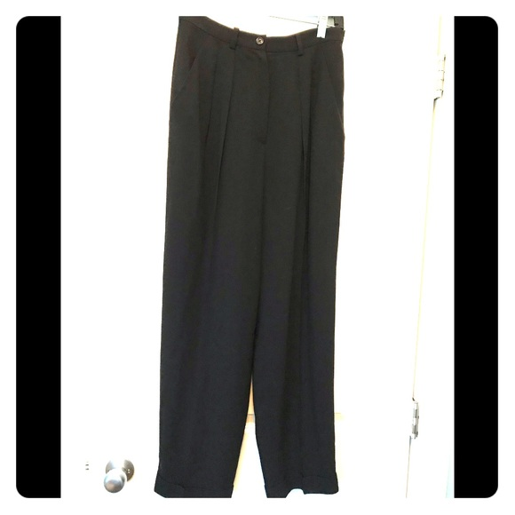 DKNY Black Trousers